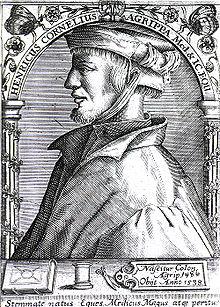 Agrippa woodcut