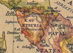 Etruria location